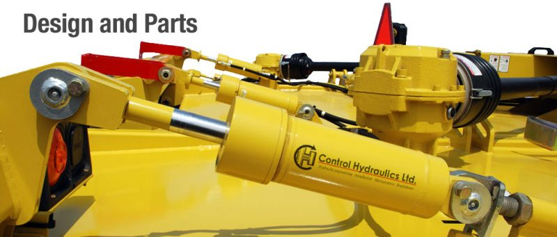 Control Hydraulics design and parts