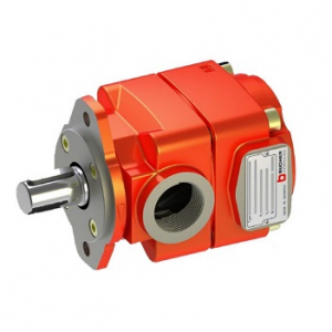 hydraulic engineering ireland bucher gear pump