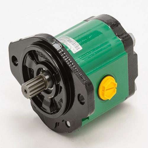 Hydraulic Gear Pump Design : Salami gear pumps control hydraulics